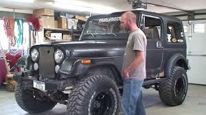 cj jeep for sale 86 jeep cj7 street legal rock crawler for sale youtube