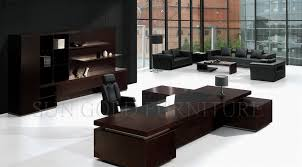 Executive Desk Office Furniture L Shape Modern Ceo Manager Desk Wooden Executive Desk Office