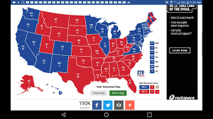 2016 Electoral Map Predictions 15 Days To The Election by 2020 Election Prediction Bernie Sanders Vs Donald Trump Or Joe