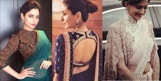 blouse designs 20 designer blouse pattern and blouse designs fashionbuzzer com