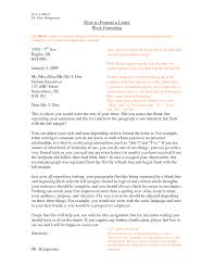 Example Of Block Format Letter by Formal Letter Introduction Examples Mediafoxstudio Com