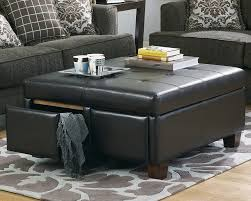 coffee table extraordinary large storage ottoman coffee table