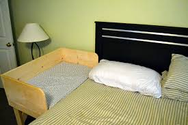 Cribs That Attach To Side Of Bed Make A Sidecar Cosleeper In 2 Hours With Standard Lumber 9 Steps
