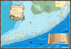 florida shipwrecks map detailed map of florida deboomfotografie