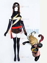 Captain Marvel Halloween Costume Buy Wholesale Marvel Costume China Marvel Costume