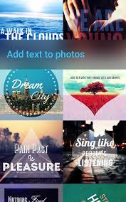 best font text on photo android apps on play