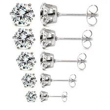 stainless steel earrings hypoallergenic 607 best piercings images on jewelry earrings and