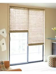 Window Dressings For Patio Doors Woven Woods Keep A Room Feeling So Bright The Use Of Them On