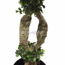 cheap price artificial boxwood topiary trees dongyi
