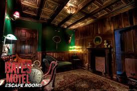 bates manor escape room bates motel escape rooms