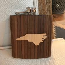 wooden flasks handcrafted wooden flasks asheville nc fox and beaux