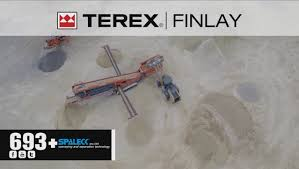 terex finlay 693 spaleck inclined screen youtube