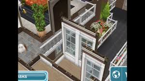 sims freeplay mansion floor plans for a large family youtube