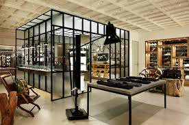 store interior design man on the boon store by wonderwall seoul update retail design blog