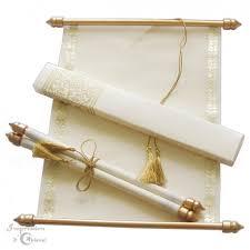 faire part mariage parchemin parchemin said or en véritable fibre de soie pour mariage ou naissance