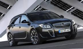 opel insignia sports tourer opc u2013 new details and images