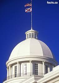 Flag Of Alabama Alabama Flag Colors Meaning About Alabama Flag Info