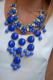 blue fashion necklace images 100 best wear red blue for the girls images jpg