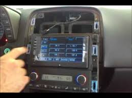 c6 corvette stereo upgrade how to add navigation system to non bose chevy corvette