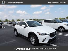 2017 mazda cx 3 sport 2017 used mazda cx 3 sport fwd at royal palm toyota serving