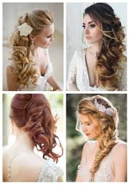 How To Do Side Hairstyles For Wedding | 40 gorgeous side swept wedding hairstyles happywedd com