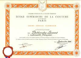 ecole de la chambre syndicale de la couture parisienne ecole de la chambre syndicale de la couture parisienne unique