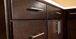 Slab Kitchen Cabinet Doors Chocolate Oak Slab Door Kitchen Cabinets