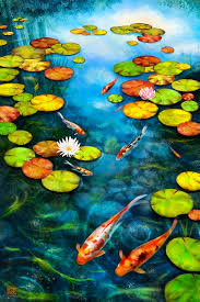 608 best koi images on fish koi and koi painting