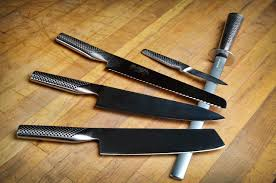 Knives In The Kitchen Well Maintained Knives Essential Tools For Cooks And Chefs Las
