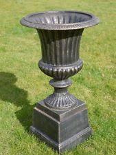 urn planter garden u0026 patio ebay