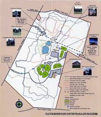 Sterling Virginia Map by Claude Moore Park Maplets