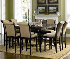 bar height dining room sets dining table dining room bar height dining tables with 3 piece
