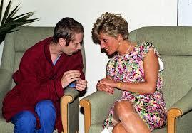 prince harry on how princess diana broke aids stigmas