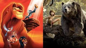 watch similarites jungle book lion king