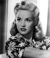 hair style names1920 1940 s victory rolls betty grable vintage hairstyles hair