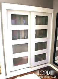 Ideas For Sliding Closet Doors Closet Doors Ideas Realvalladolid Club