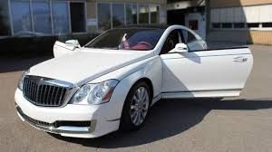 maybach car 2015 maybach 57 s coupe back from the dead thanks to coachbuilder
