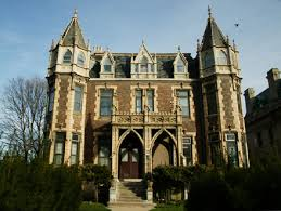 Gothic Revival Homes by The Gothic Revival Goodrich Mansion At 2234 North Terrace Avenue