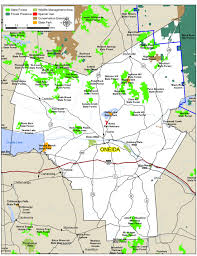 Map Of State by Oneida County Nys Dept Of Environmental Conservation