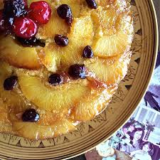 pineapple upside down cake the retro dessert soul spices