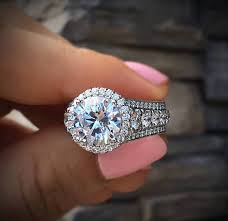 big wedding rings big engagement rings raymond jewelers sets - Big Engagement Rings For