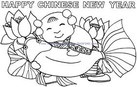 wooden horse chinese new year coloring pages printable animals