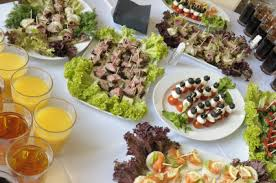 three ways for a buffet table setting better cater