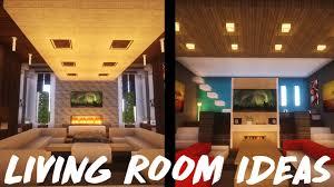 minecraft living room ideas u0026 inspiration youtube