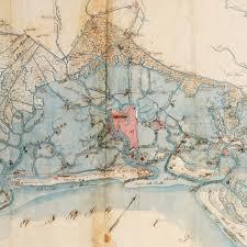 Map Of Venice Gulf Of Venice 1806 Napoléon Reconnaissance Map Battlemaps Us