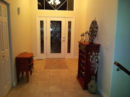Foyer Flooring Ideas Entryway Flooring Ideas Hall Transitional With Arm Chair Bench