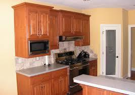 Custom Kitchen Cabinets Birch KC Wood - Birch kitchen cabinet