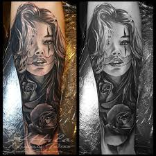 the 25 best sleeve tattoos ideas on pinterest rose sleeve