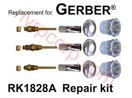 gerber kitchen faucet gerber shower faucet repair kit plumbing heating supplies focus