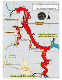 Mississippi State Map Public Waters